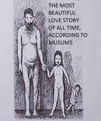 """Muhammed og Aisha. Den """"arabiske vårens"""" vakreste eventyr ?"""
