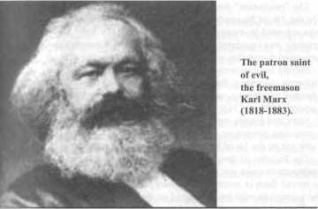 freemason Marx