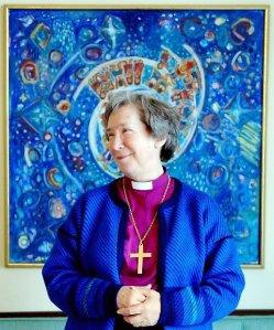 kvinnelig biskop