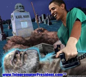 obama reviving marx