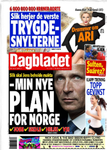Min nye plan for norge