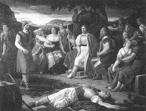 Balders død