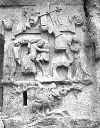 irminsul bending for Christianity